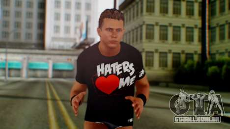 The MIZ 2 para GTA San Andreas