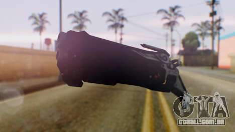 Reaper Weapon - Overwatch para GTA San Andreas