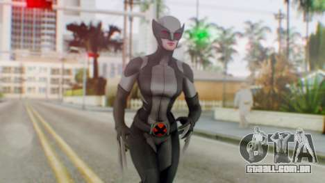 Marvel Heroes X-23 (All new Wolverine) v2 para GTA San Andreas