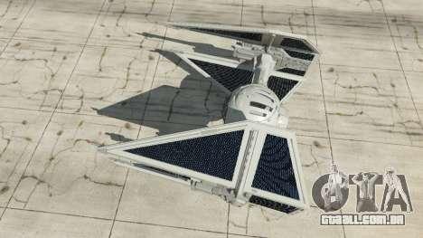 GTA 5 TIE Interceptor quarto screenshot