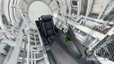 GTA 5 TIE Interceptor sexta imagem de tela