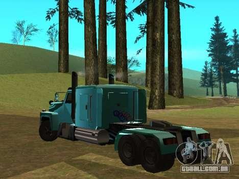 Petroltanker v2 para GTA San Andreas