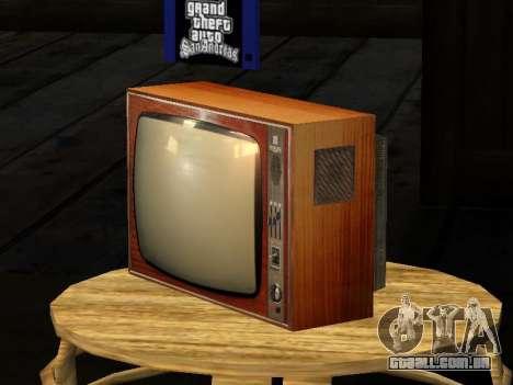 TV Bétula-212 para GTA San Andreas