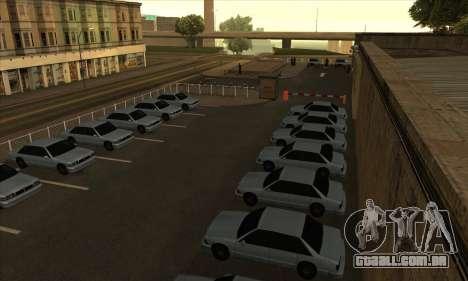 Renovação de escolas de condução em San Fierro para GTA San Andreas