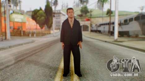 WWE Michael Cole para GTA San Andreas segunda tela