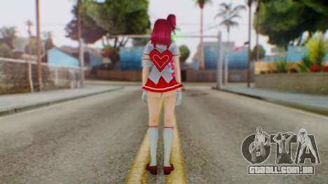 Katagiri Kyoka para GTA San Andreas terceira tela