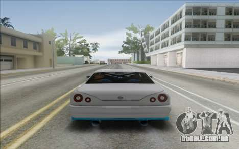 Elegy DRIFT KING GT-1 [2.0] (New wheels) para GTA San Andreas vista direita