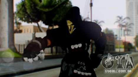 Reaper - Overwatch para GTA San Andreas