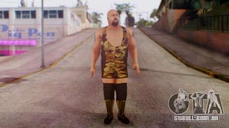 WWE Big Show para GTA San Andreas segunda tela