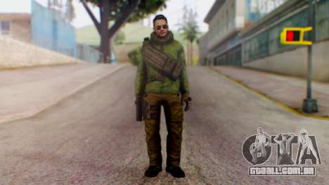 Counter Strike Online 2 Leet para GTA San Andreas segunda tela