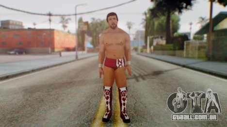 Daniel Brian para GTA San Andreas segunda tela