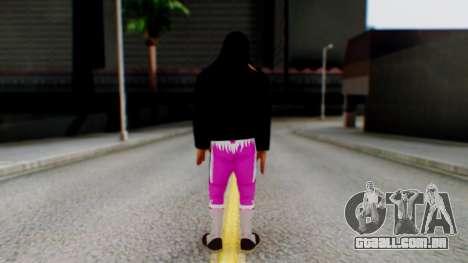 Bret Hart 2 para GTA San Andreas terceira tela