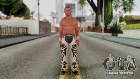 WWE HBK 3 para GTA San Andreas segunda tela