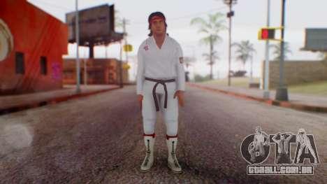Ricky Steam 2 para GTA San Andreas segunda tela