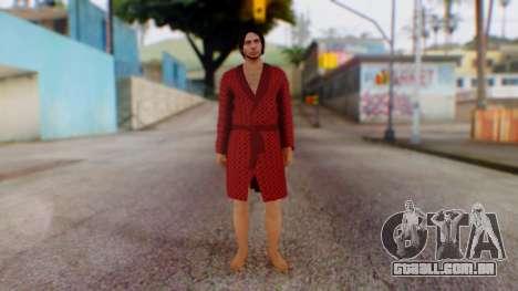 GTA Online DLC Executives and Other Criminals 1 para GTA San Andreas segunda tela