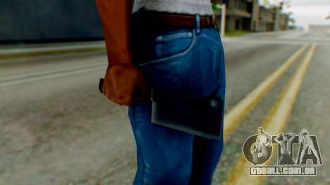 Vice City Meat Cleaver para GTA San Andreas terceira tela