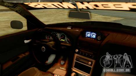 Nissan Skyline GT-R Nismo Tuned para GTA San Andreas vista direita