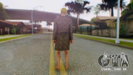 GTA Online Executives and other Criminals Skin 3 para GTA San Andreas terceira tela