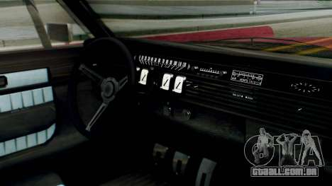 GTA 5 Vapid Chino Tunable PJ para GTA San Andreas vista direita