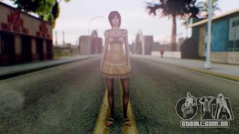 Fatal Frame 4 Ruka para GTA San Andreas segunda tela