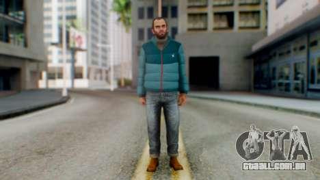GTA 5 Trevor para GTA San Andreas segunda tela