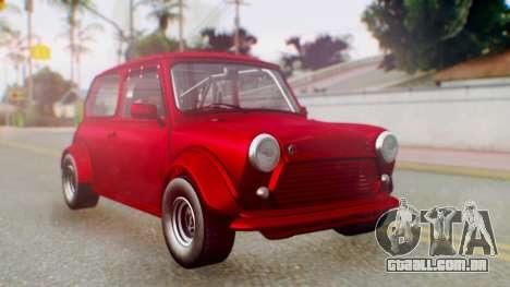 Mini Miglia para GTA San Andreas