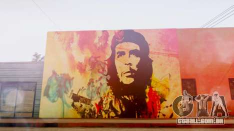 Che Guevara Grove Street para GTA San Andreas