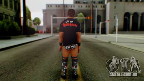 The MIZ 2 para GTA San Andreas terceira tela