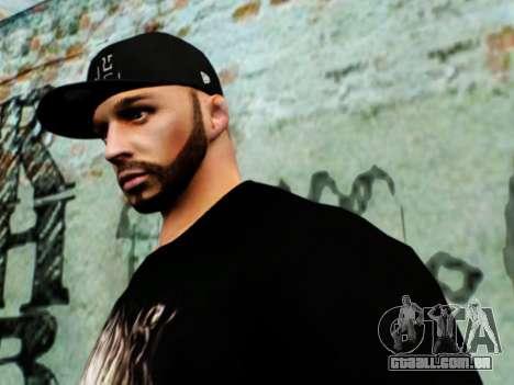 PARA-H Gangsta13 para GTA San Andreas segunda tela