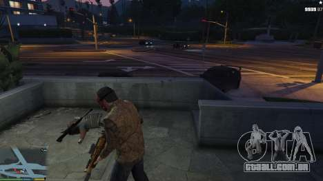 GTA 5 The Lifeinvader Heist sexta imagem de tela