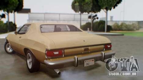 Ford Gran Torino 1974 para GTA San Andreas esquerda vista