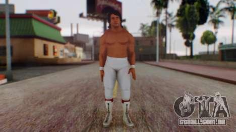 Ricky Steam 1 para GTA San Andreas segunda tela
