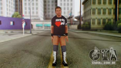 The MIZ 2 para GTA San Andreas segunda tela