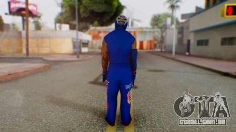 Rey Misterio para GTA San Andreas terceira tela