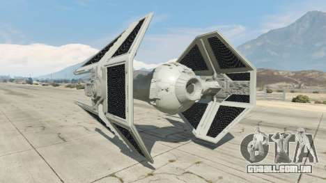 GTA 5 TIE Interceptor terceiro screenshot