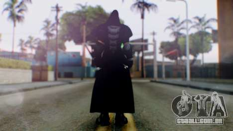 Reaper - Overwatch para GTA San Andreas terceira tela