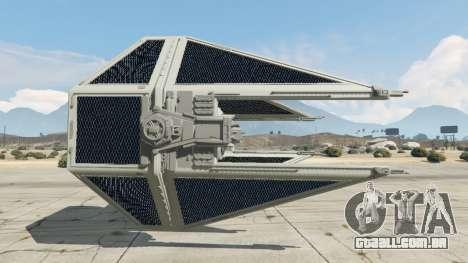 GTA 5 TIE Interceptor segundo screenshot