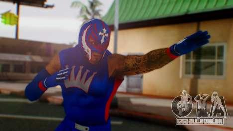 Rey Misterio para GTA San Andreas