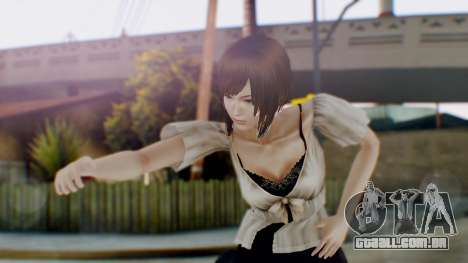 Fatal Frame 4 Misaki Default para GTA San Andreas