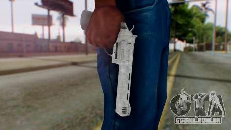 GTA 5 Platinum Revolver para GTA San Andreas terceira tela