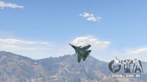 GTA 5 Su-33 quarto screenshot