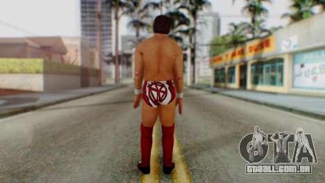 Daniel Brian para GTA San Andreas terceira tela