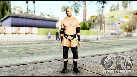WWE Triple H para GTA San Andreas segunda tela