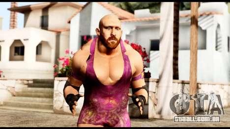 WWE Ryback para GTA San Andreas