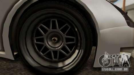 GTA 5 Bravado Verlierer IVF para GTA San Andreas vista direita