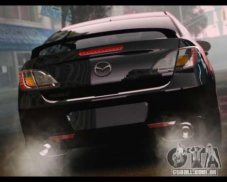 Mazda 6 Sport para GTA 4 esquerda vista