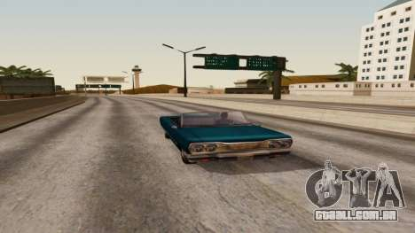 ENB by Robert v8.4 para GTA San Andreas terceira tela