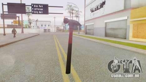 Vice City Hammer para GTA San Andreas segunda tela