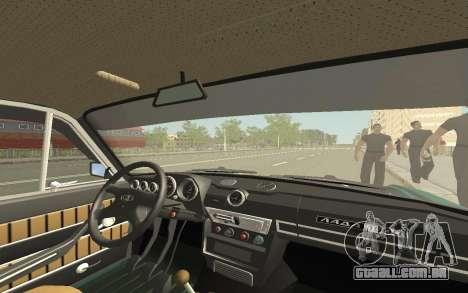VAZ 2103 Sport tuning para GTA San Andreas vista inferior