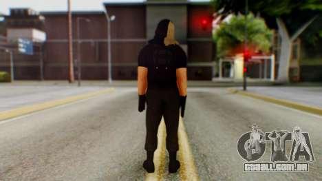 Seth Rollins para GTA San Andreas terceira tela